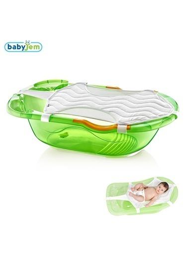 Baby Jem Babyjem Bebek Banyo Filesi Havlu  Beyaz